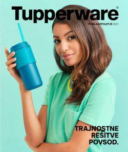 Tupperware katalog Pomlad – poletje 2021