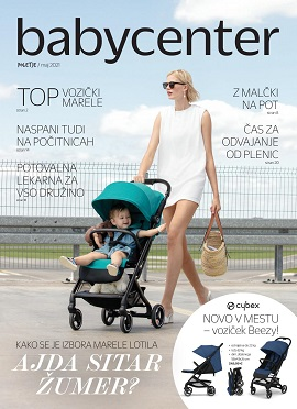Baby Center katalog Poletje 2021
