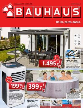 Bauhaus katalog junij 2021