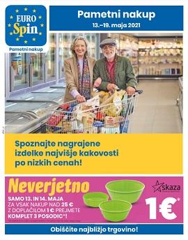 Eurospin katalog do 19.5.