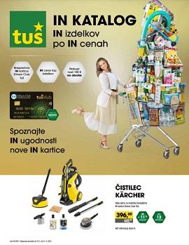 Tuš katalog IN izdelkov po IN cenah