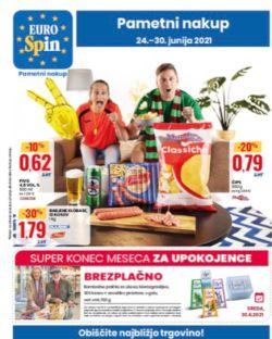 Eurospin katalog do 30. 6.