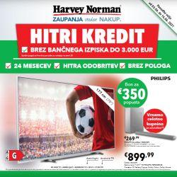 Harvey Norman katalog Hitri kredit do 16. 6.