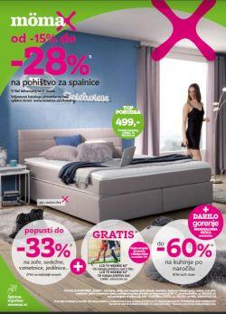 Momax katalog Do – 60 % na pohištvo in dodatke