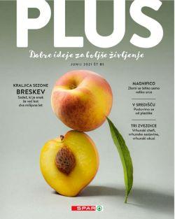 Spar in Interspar katalog Revija Plus do 31. 8.