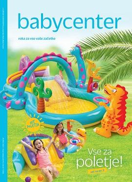 Baby Center katalog Vse za poletje