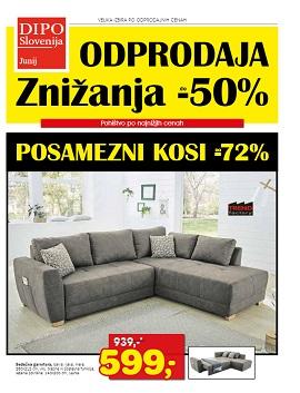 Dipo katalog Odprodaja znižanja do -50%