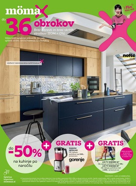 Momax katalog Pohištvo in dodatki za dom
