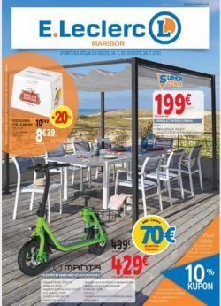 E Leclerc katalog Maribor do 24. 7.