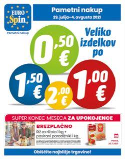 Eurospin katalog do 4. 8.