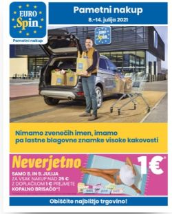 Eurospin katalog do 14. 7.