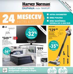 Harvey Norman katalog do 15. 7.