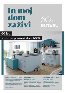 Rutar katalog Kuhinje po meri do -60%