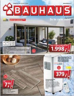 Bauhaus katalog avgust 2021