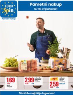 Eurospin katalog do 18. 8.