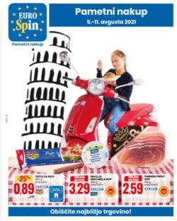 Eurospin katalog do 11. 8.