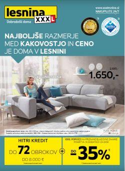 Lesnina katalog Najboljše razmerje med kakovostjo in ceno