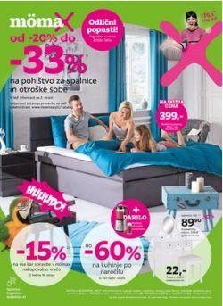 Momax katalog Pohištvo za spalnice in otroške sobe