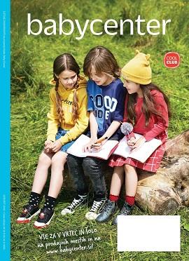 Baby Center katalog Vse za v vrtec in šolo