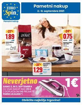 Eurospin katalog do 8.9.