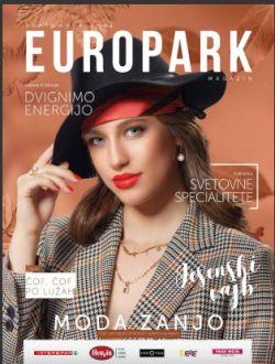 Europark katalog september 2021