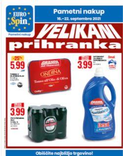 Eurospin katalog do 22. 9.