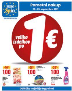Eurospin katalog do 29. 9.