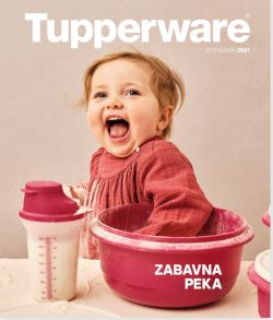 Tupperware katalog jesen – zima 2021