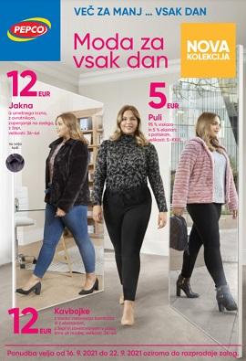 Pepco katalog Moda za vsak dan do 22.9.