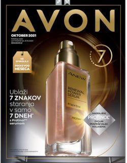 Avon katalog oktober 2021