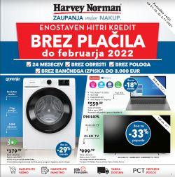 Harvey Norman katalog tehnika do 2. 11.