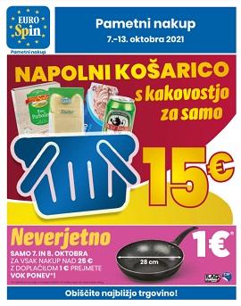 Eurospin katalog do 13.10.