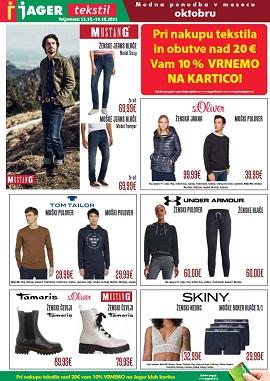 Jager katalog tekstil do 19.10.