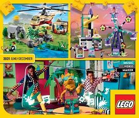 Lego katalog junij december 2021